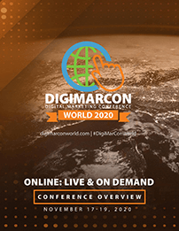 DigiMarCon World 2020 Brochure